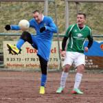 Sven Reinecke gelang der Siegtreffer für den FC Italia Menden.