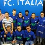 Der FC Italia Menden wünscht einen guten Rutsch.