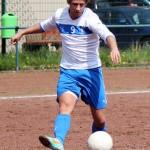 Marian Brinkmann brachte den FC Italia per Doppelpack auf die Siegerstraße.